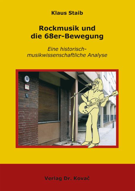 Cover: Rockmusik und die 68er-Bewegung