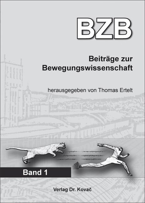 Cover: Beiträge zur Bewegungswissenschaft