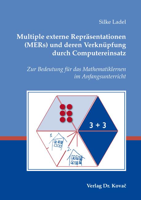 Cover: Multiple externe Repräsentationen (MERs) und deren Verknüpfung durch Computereinsatz