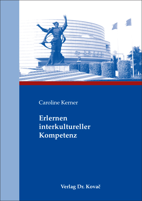 Cover: Erlernen interkultureller Kompetenz