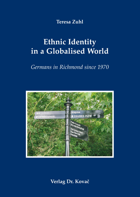 Cover: Ethnic Identity in a Globalised World