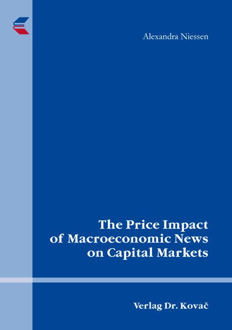 Cover: The Price Impact of Macroeconomic News on Capital Markets