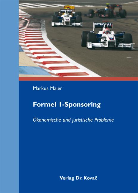 Cover: Formel 1-Sponsoring