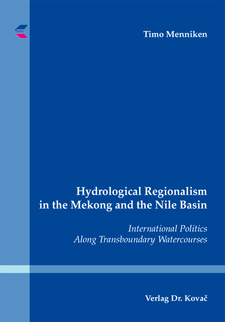 Cover: Hydrological Regionalism in the Mekong and the Nile Basin