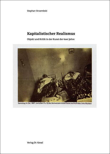 Cover: Kapitalistischer Realismus