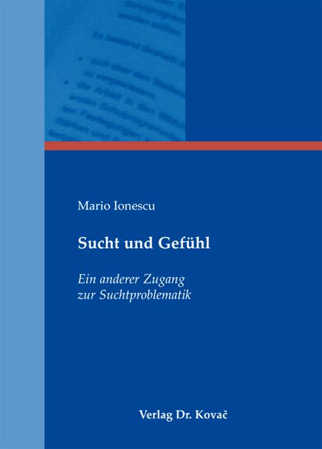 Cover: Sucht und Gefühl