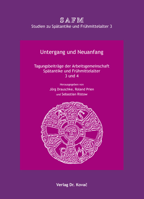 Cover: Untergang und Neuanfang