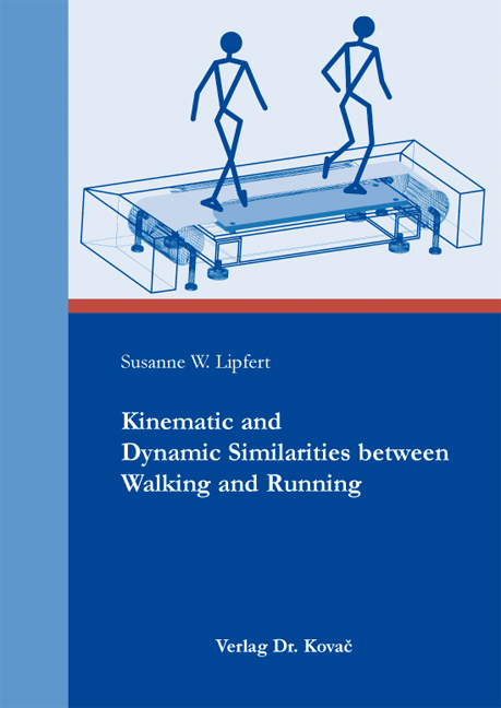 Cover: Kinematic and Dynamic Similarities between Walking and Running
