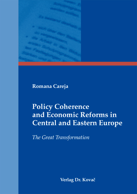 Cover: Policy Coherence and Economic Reforms in Central and Eastern Europe