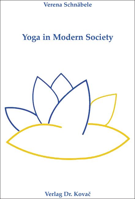 Cover: Yoga in Modern Society