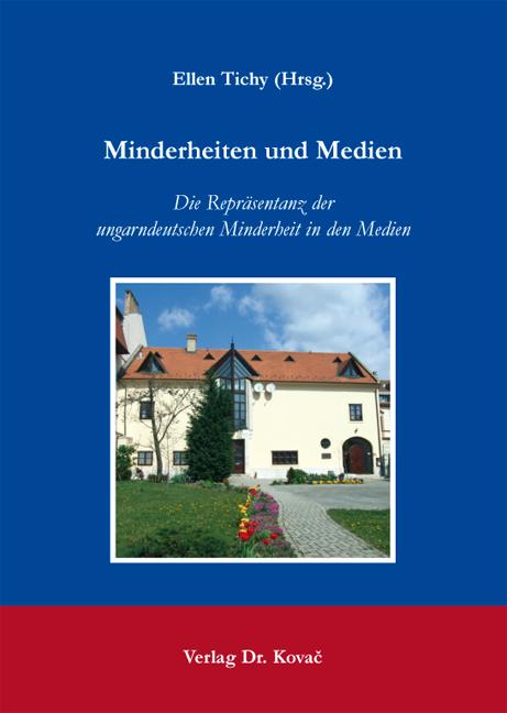Cover: Minderheiten und Medien