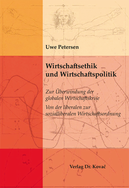 Cover: Wirtschaftsethik und Wirtschaftspolitik