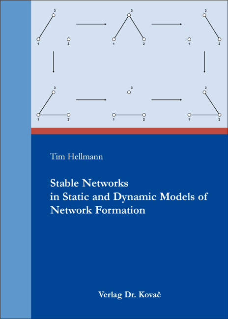 Cover: Stable Networks in Static and Dynamic Models of Network Formation