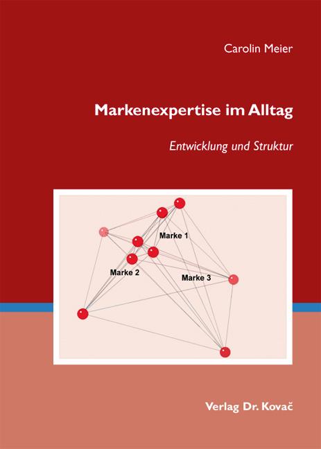 Cover: Markenexpertise im Alltag