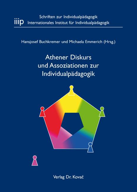 Cover: Athener Diskurs und Assoziationen zur Individualpädagogik