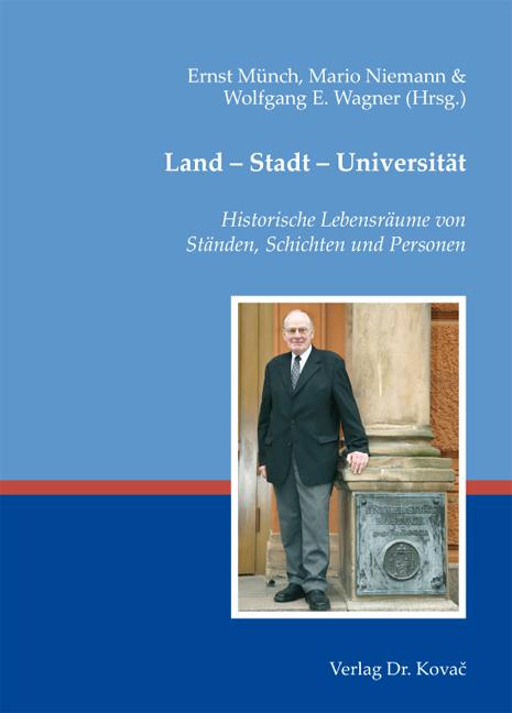 Cover: Land – Stadt – Universität
