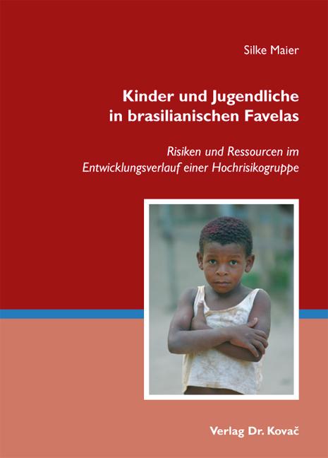 Cover: Kinder und Jugendliche in brasilianischen Favelas