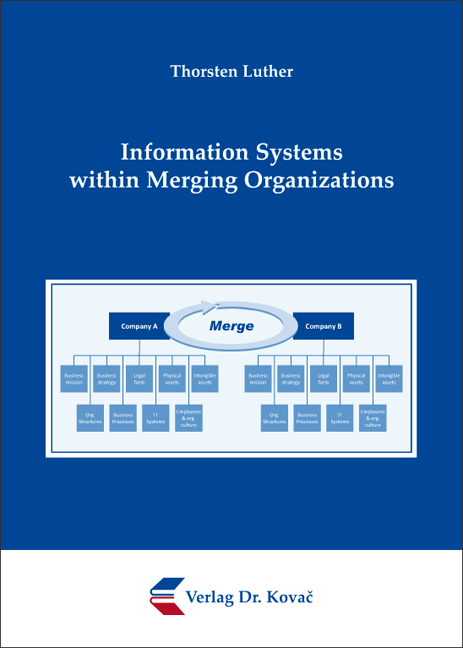 Cover: Information Systems within Merging Organizations