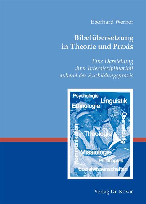 Cover: Bibelübersetzung in Theorie und Praxis