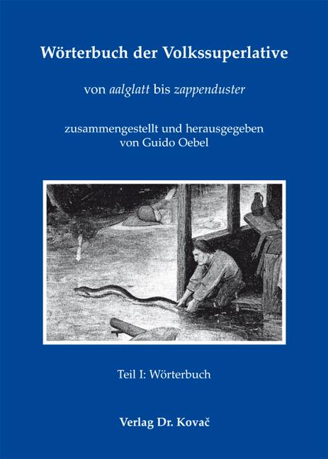 Cover: Wörterbuch der Volkssuperlative