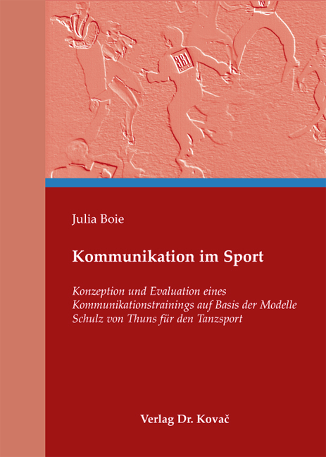 Cover: Kommunikation im Sport