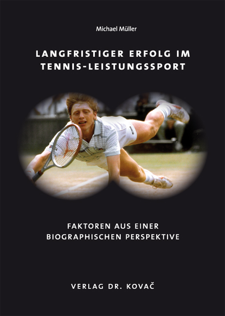 Cover: Langfristiger Erfolg im Tennis-Leistungssport