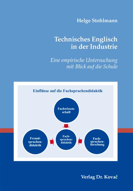 Cover: Technisches Englisch in der Industrie