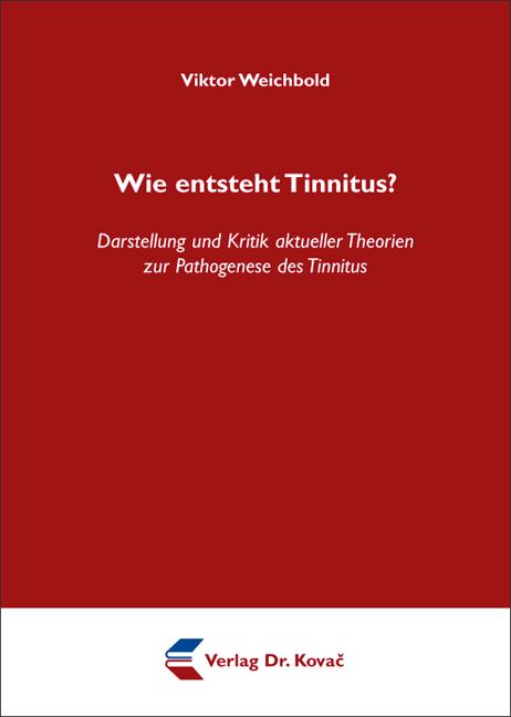 Cover: Wie entsteht Tinnitus?
