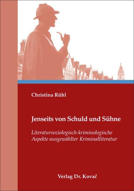 Cover: Jenseits von Schuld und Sühne