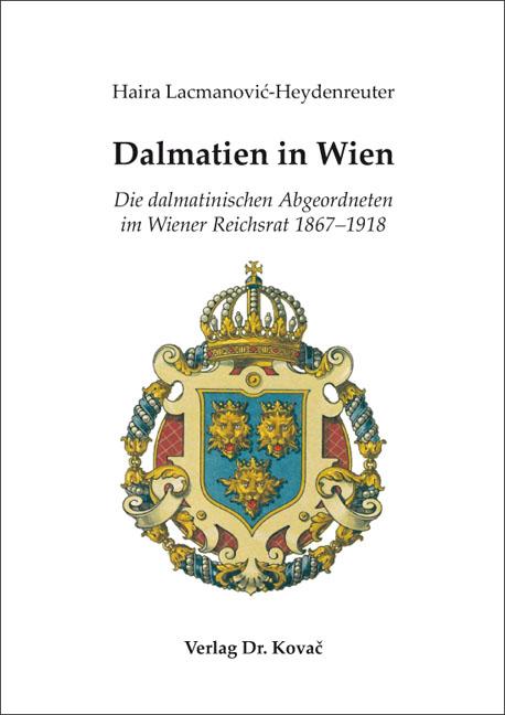 Cover: Dalmatien in Wien