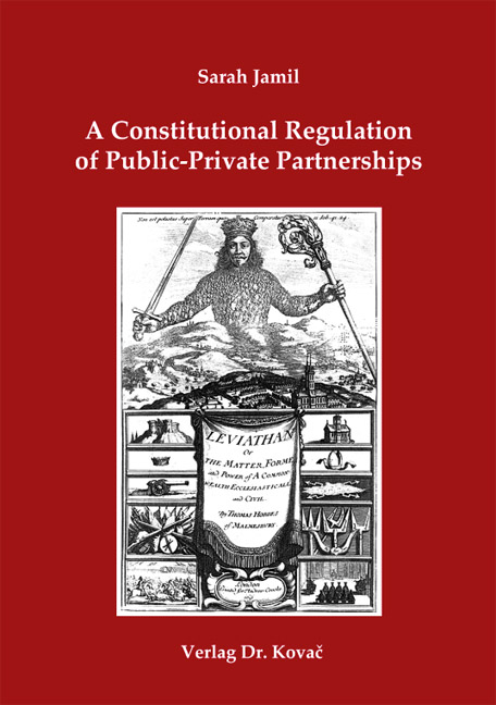 Cover: A Constitutional Regulation of Public-Private Partnerships