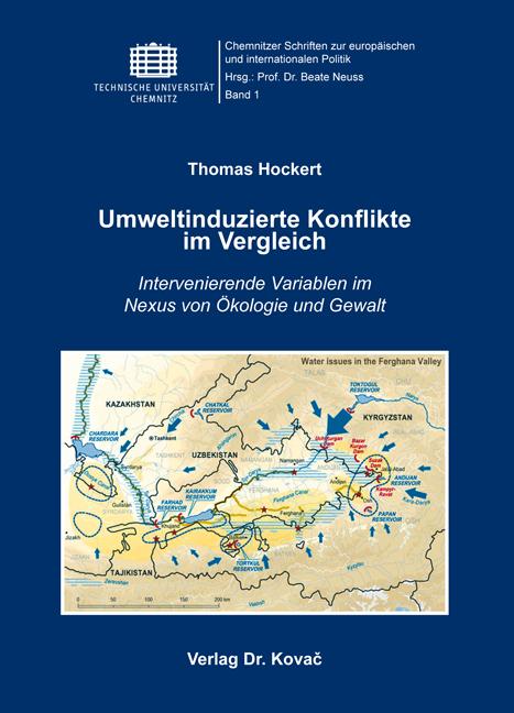 Cover: Umweltinduzierte Konflikte im Vergleich