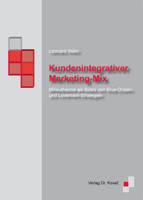 Cover: Kundenintegrativer Marketing-Mix