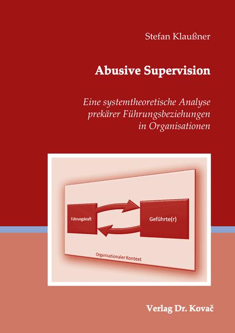 Cover: Abusive Supervision
