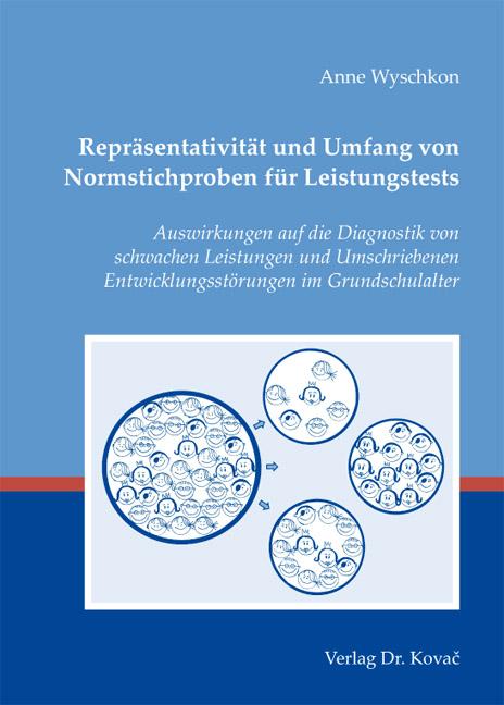 Cover: Repräsentativität und Umfang von Normstichproben für Leistungstests