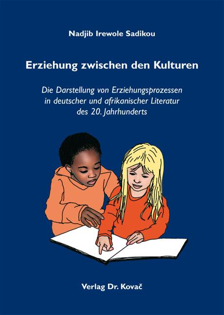 Cover: Erziehung zwischen den Kulturen
