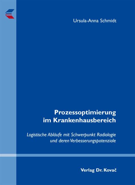 Cover: Prozessoptimierung im Krankenhausbereich