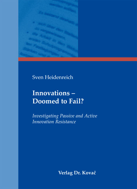 Cover: Innovations – Doomed to Fail?