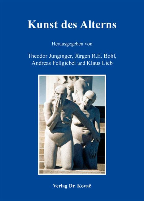 Cover: Kunst des Alterns