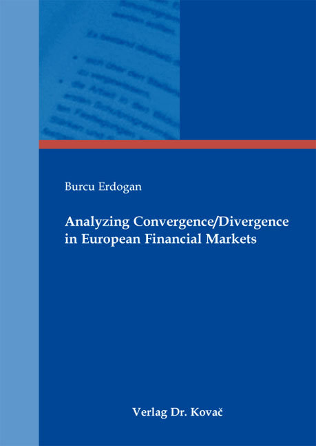 Cover: Analyzing Convergence/Divergence in European Financial Markets