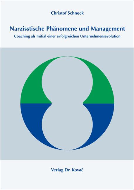 Cover: Narzisstische Phänomene und Management