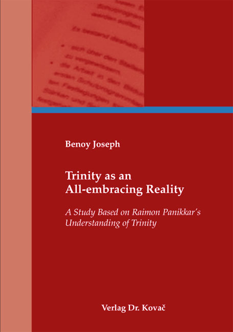 Cover: Trinity as an All-embracing Reality