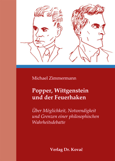 Cover: Popper, Wittgenstein und der Feuerhaken