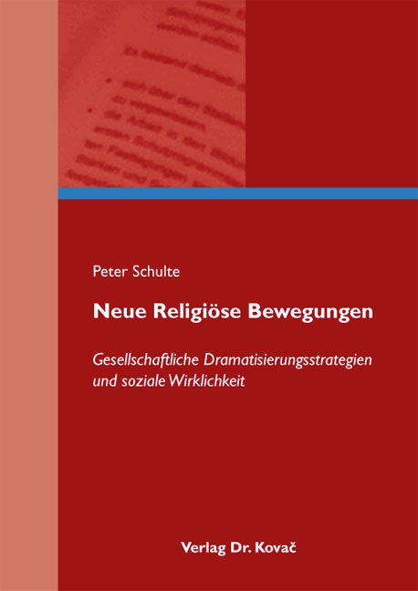 Cover: Neue Religiöse Bewegungen