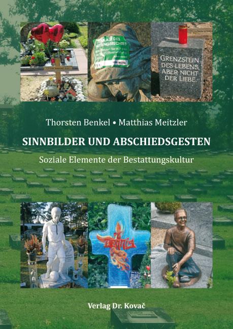 Cover: SINNBILDER UND ABSCHIEDSGESTEN