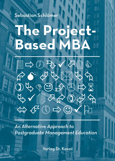 Cover: The Project-Based MBA
