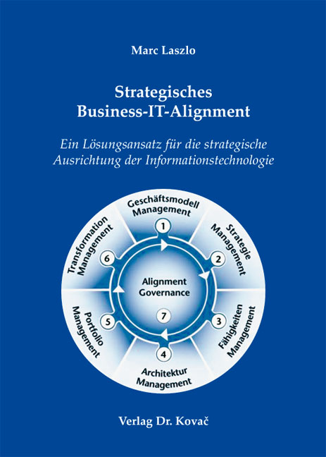 Cover: Strategisches Business-IT-Alignment