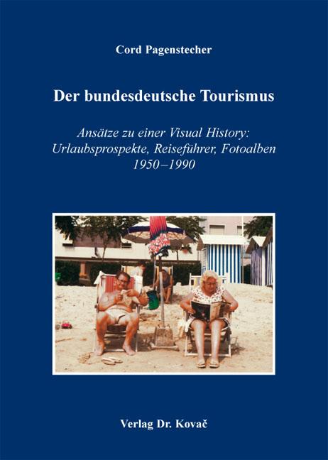 Cover: Der bundesdeutsche Tourismus