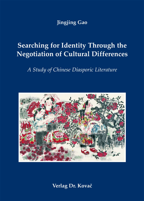 Cover: Searching for Identity Through the Negotiation of Cultural Differences