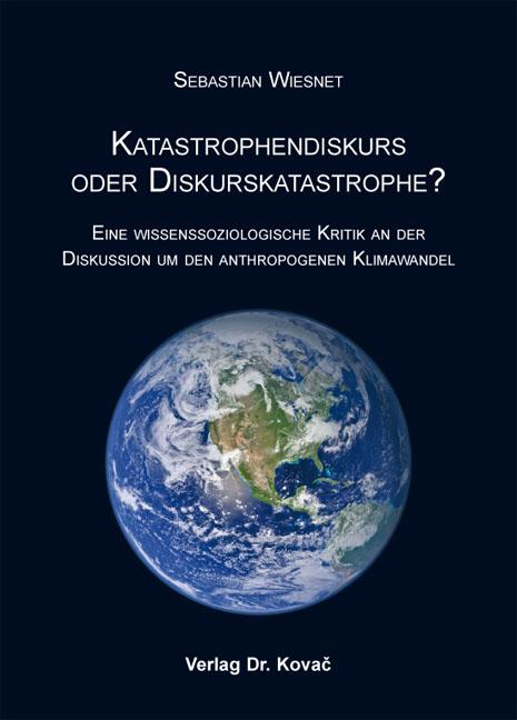 Cover: Katastrophendiskurs oder Diskurskatastrophe?